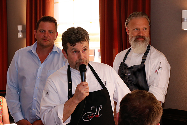 Essberichte Hannappel four Hands Dinner 2019 11