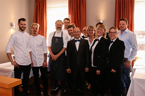 Essberichte Hannappel four Hands Dinner 2019 9